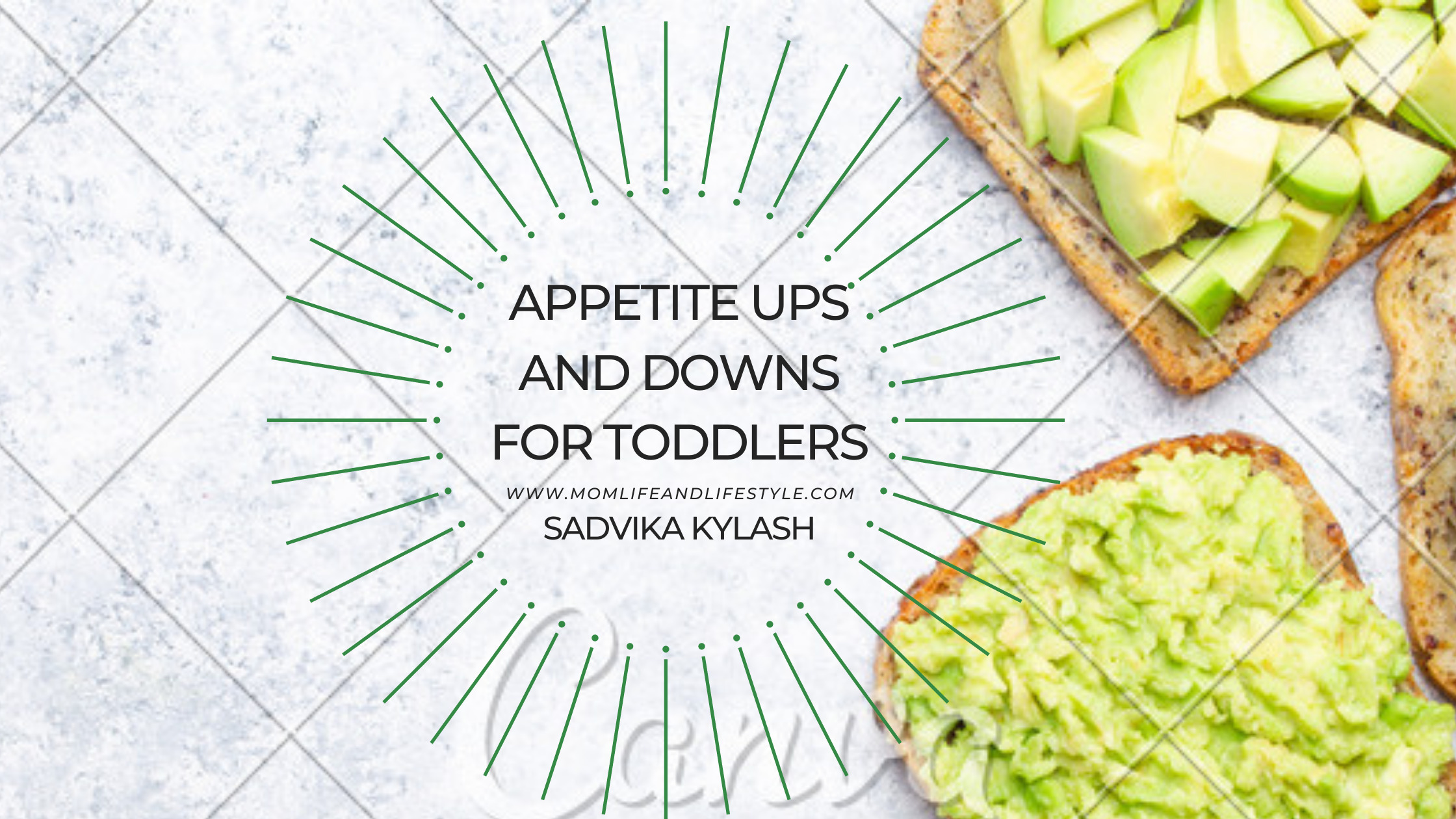 Appetite Ups and Downs for Toddlers